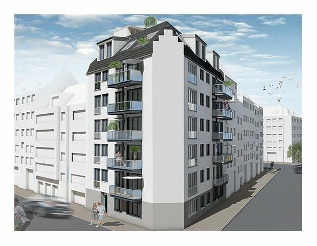 Duffesbach Köln Bauprojekt