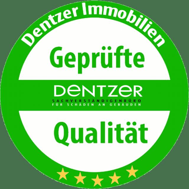 Geprüfte Qualität von Dentzer