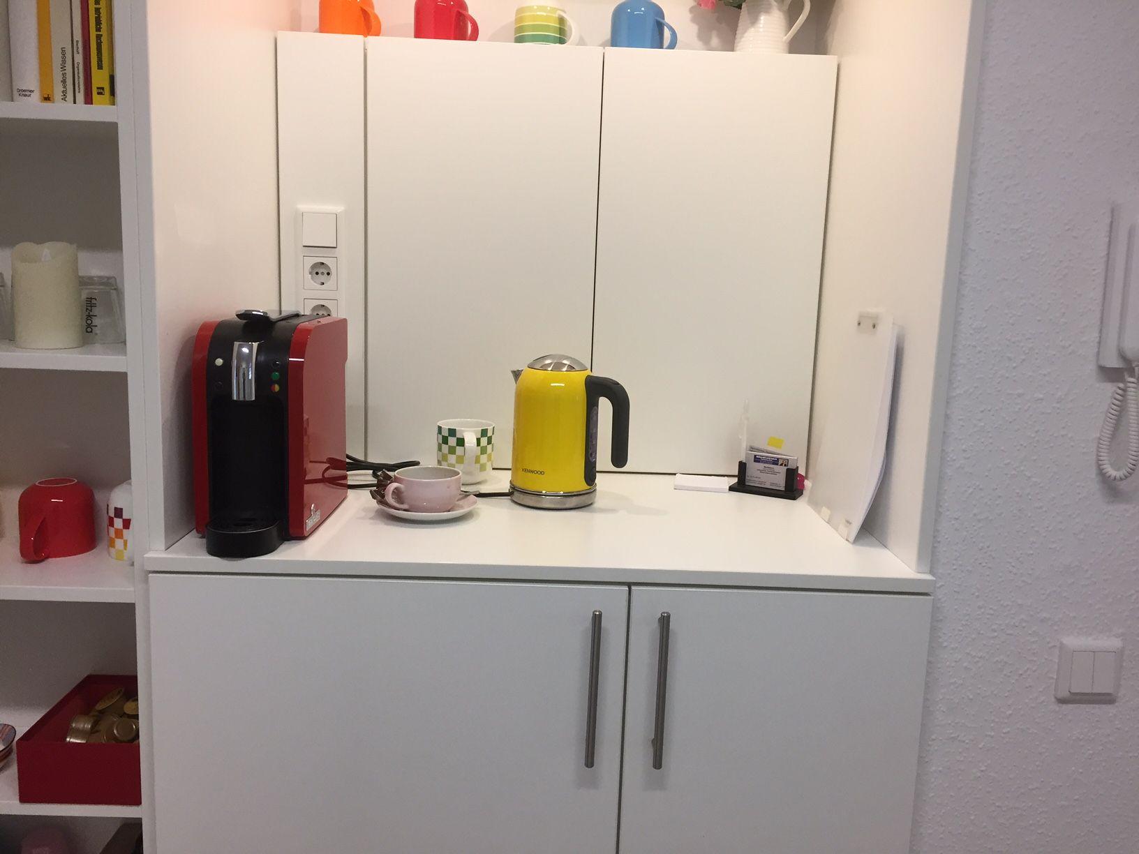 Altstadtbüro Teeküche
