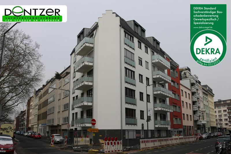 Neubau Duffesbach Köln