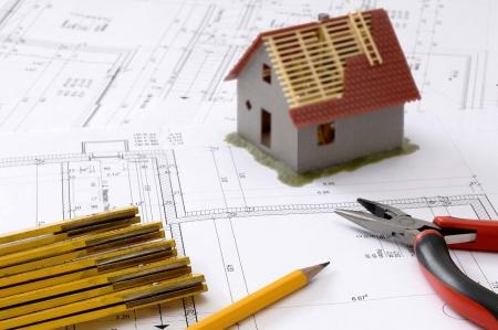 Hausbau Planung Ausführung